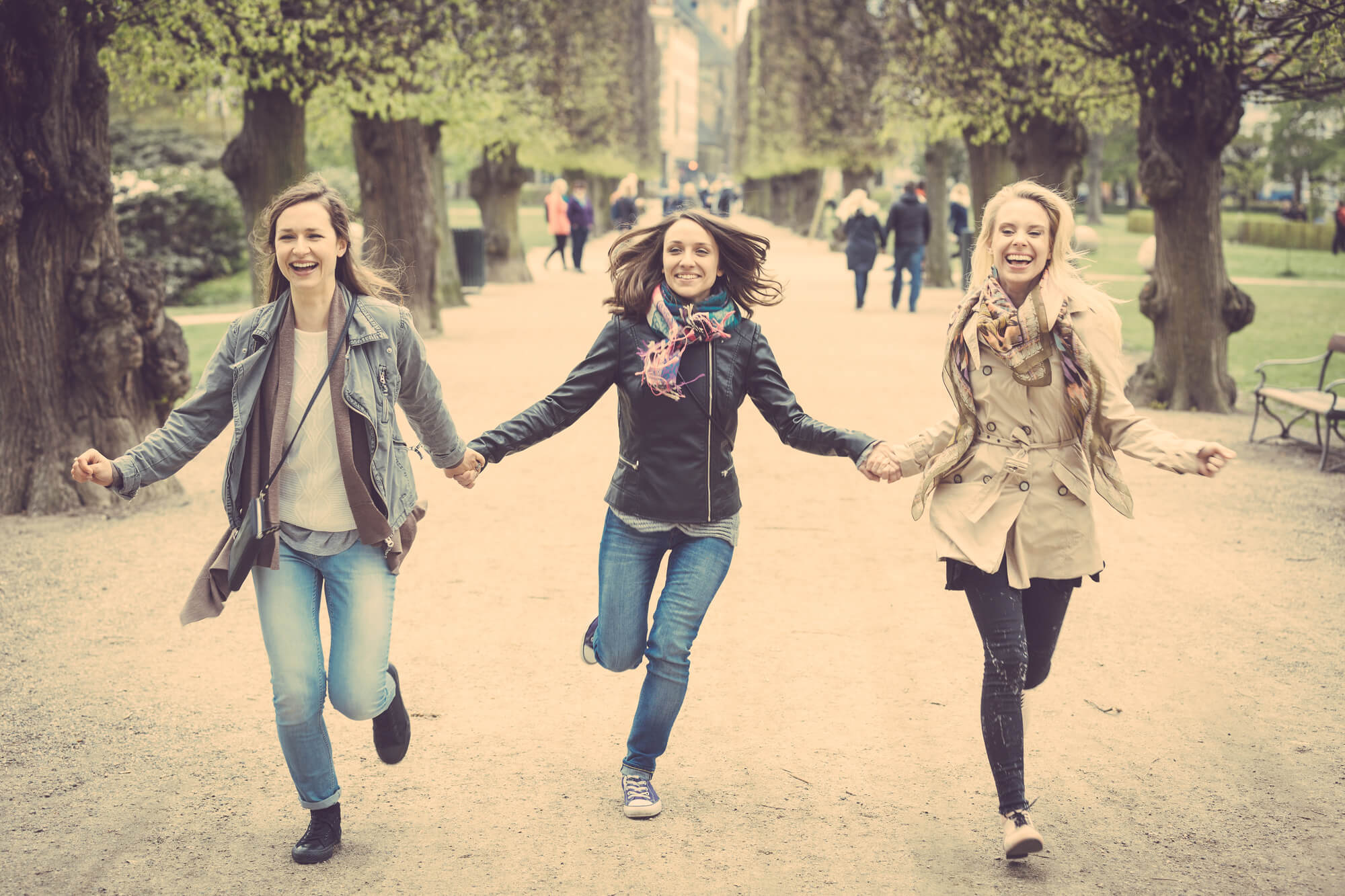 Picking up girls in stockholm