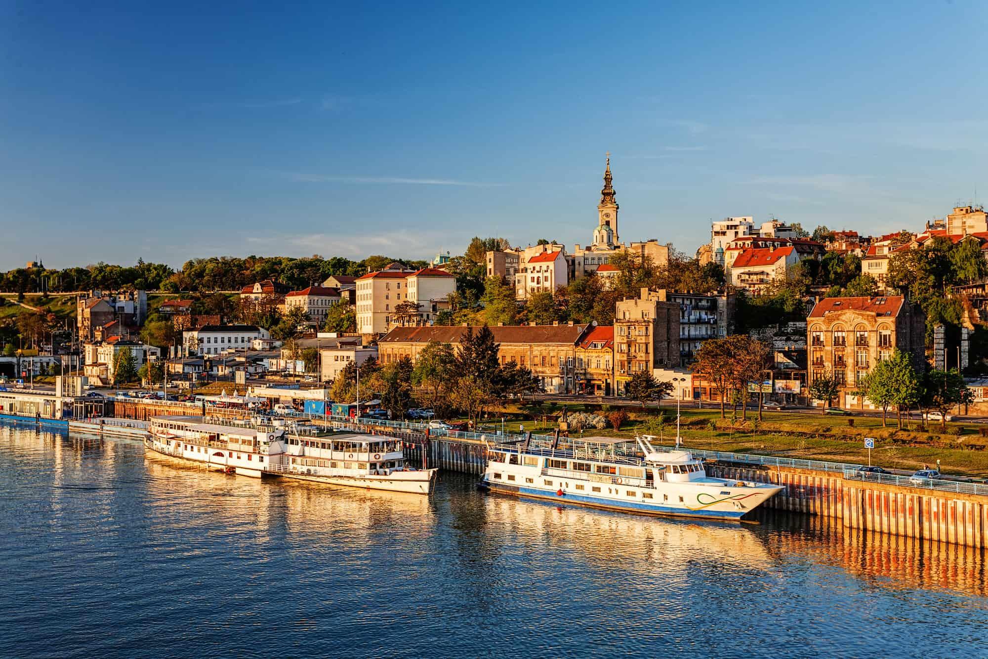 BELGRADE, SERBIA - MAY 25, 2017: Young People Boys And ...  |Belgrade Serbia Men