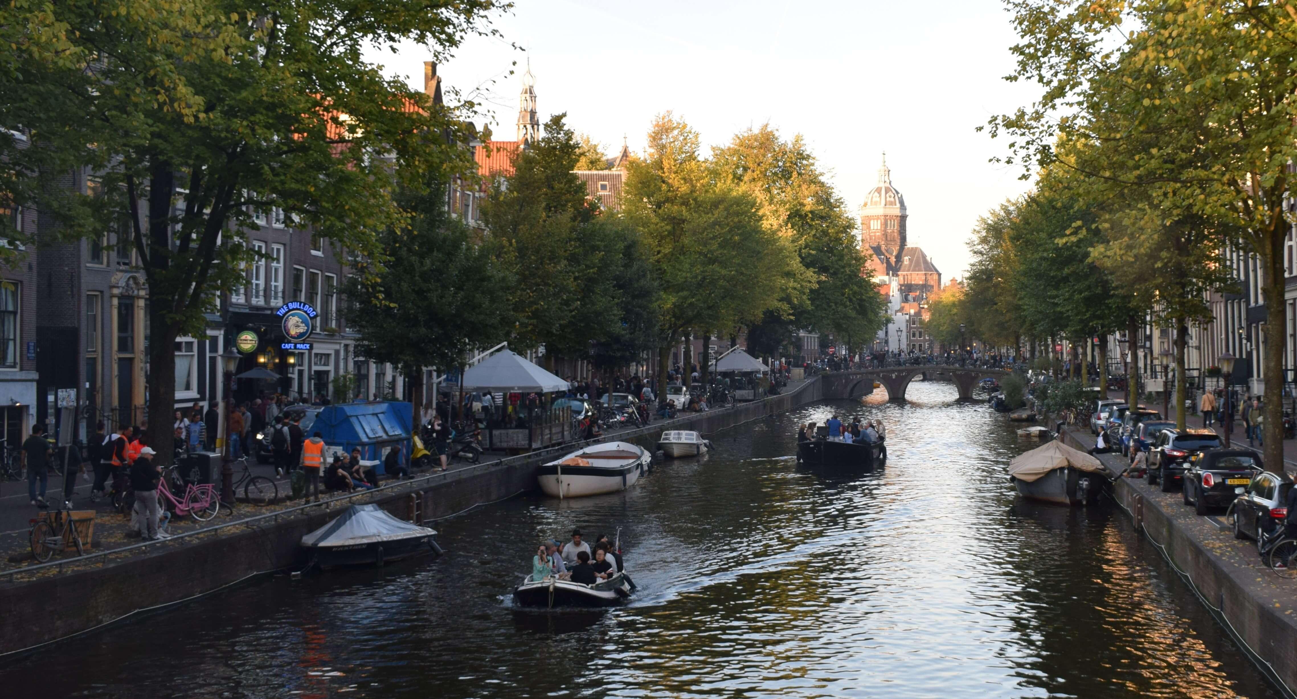 SEX AGENCY in Amsterdam